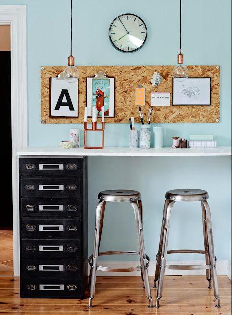 Pernille Albers Feminint Femina Home Diy Home Office Home Interior Design