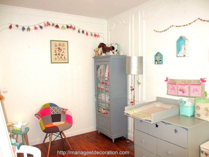 la chambre de ma princesse/décoration chambre bébé fille Blog