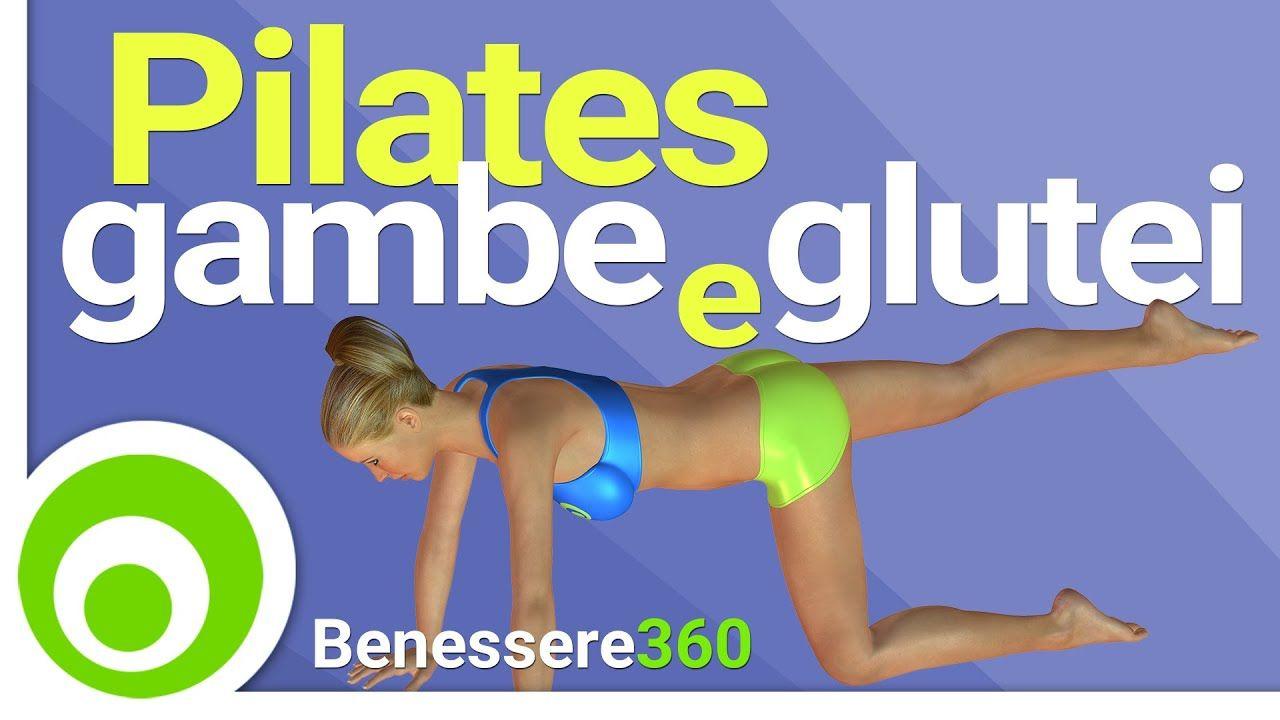 esercizi per perdere peso e tonificare gambe e glutei