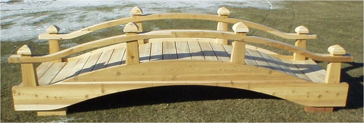 wooden garden bridgesamazing more bridges mr