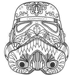 This is Sugar Skull Coloring Pages Printable Blank Sugar Skull13327