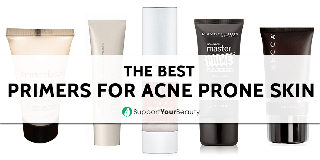 The Best Primers For Acne Prone Skin – 2017 Reviews & Top Picks ...