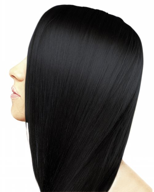 Ion Color Brilliance Semi Permanent Hair Color Blackest Black