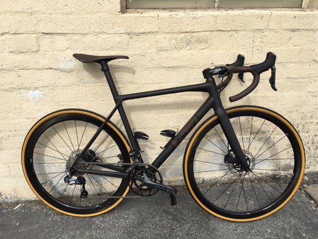 Berk Road Bike With Disc Brakes Fahrrad