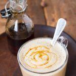 Apple Caramel Latte Macchiato #lattemacchiato Apple Caramel Latte Macchiato #lattemacchiato
