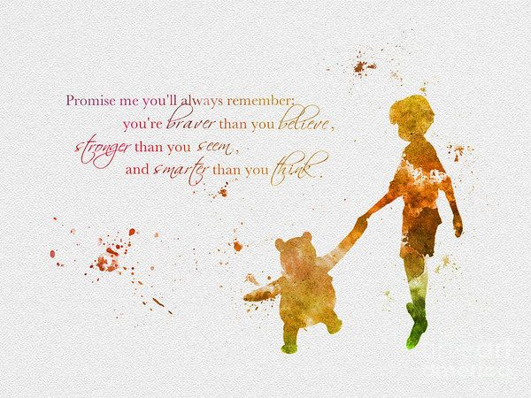 Promise Me You'll Always Remember Print by Rebecca Jenkins.  All prints are professionally printed, packaged, and shipped within 3 - 4 business days. Choose from multiple sizes and hundreds of frame and mat options.