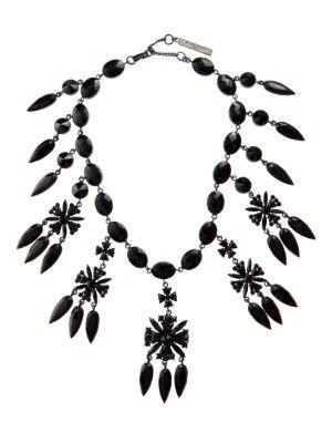 Victorian crystal-embellished necklace | Givenchy | MATCHESFASHION.COM US