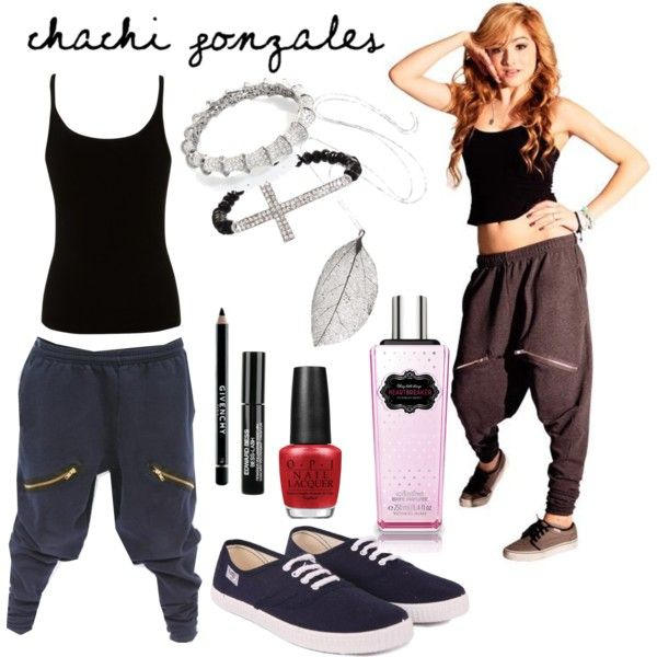 Chachi gonzales fashion style