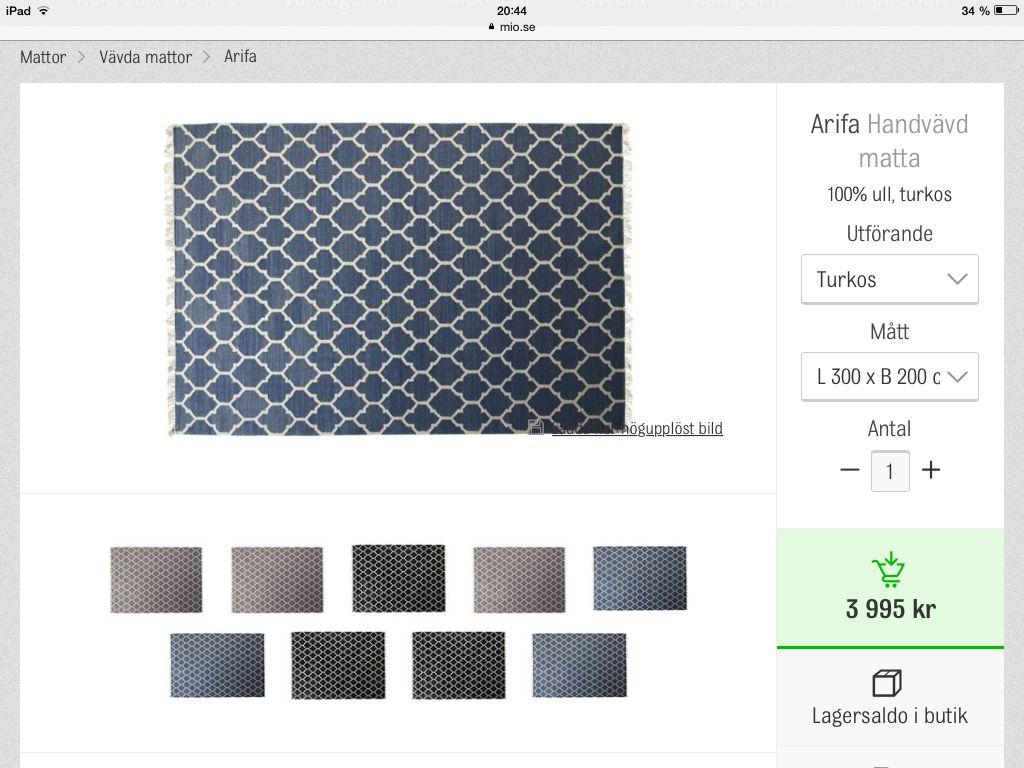 Matta Arifa Mio Interior Pinterest Interiors # Muebles Mio Colombia