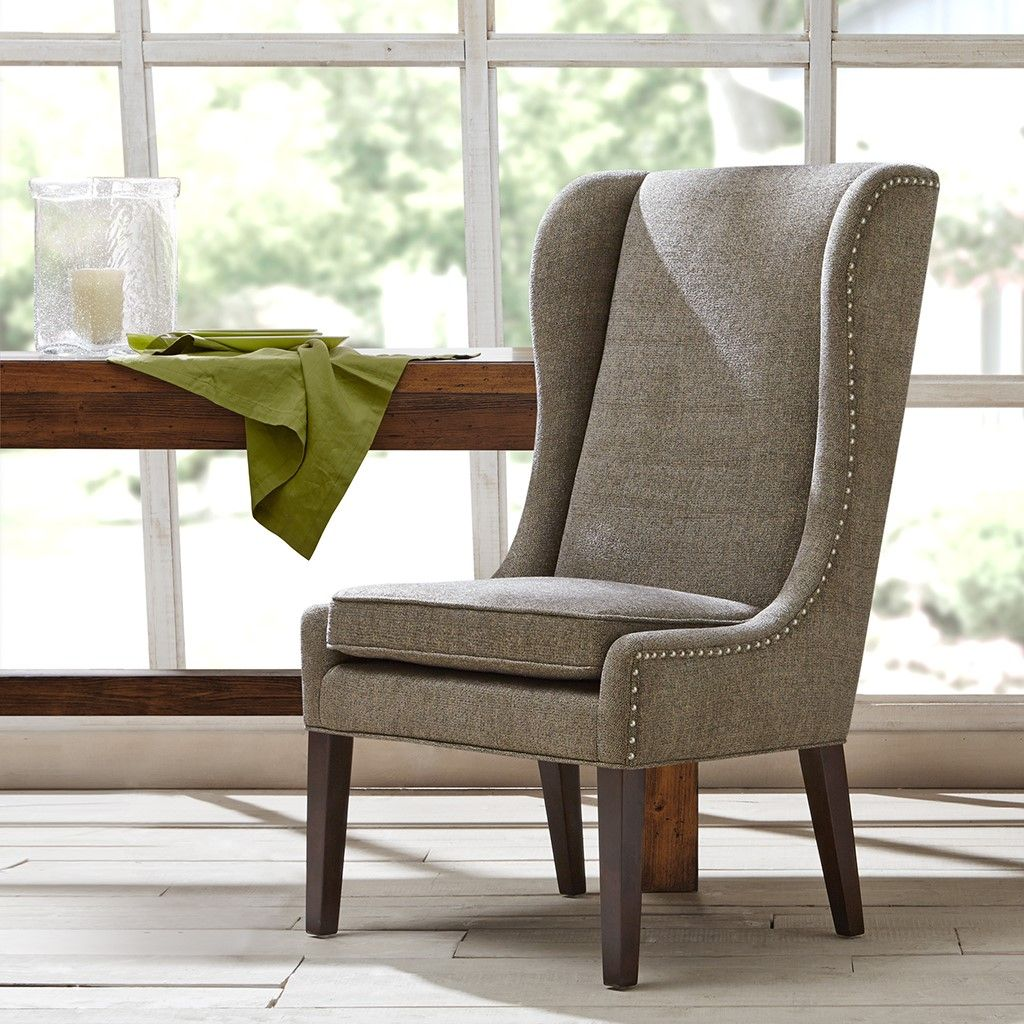 Madison Park Garbo Captains Dining Chair High Back Dining Chairs