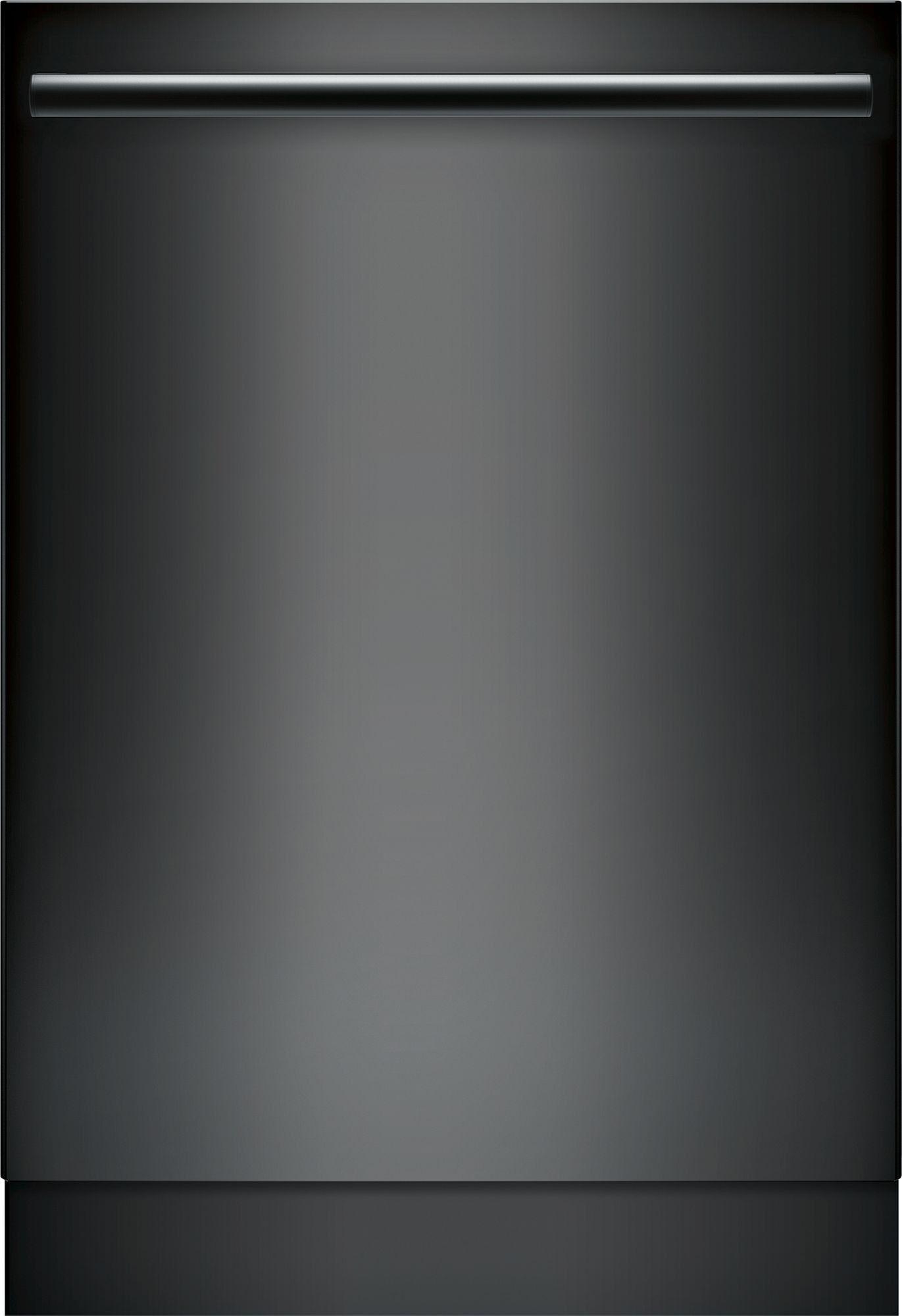 Bosch 800 24 Tall Tub Dishwasher Black Shxm78z56n Built In Dishwasher Black Dishwasher Steel Tub