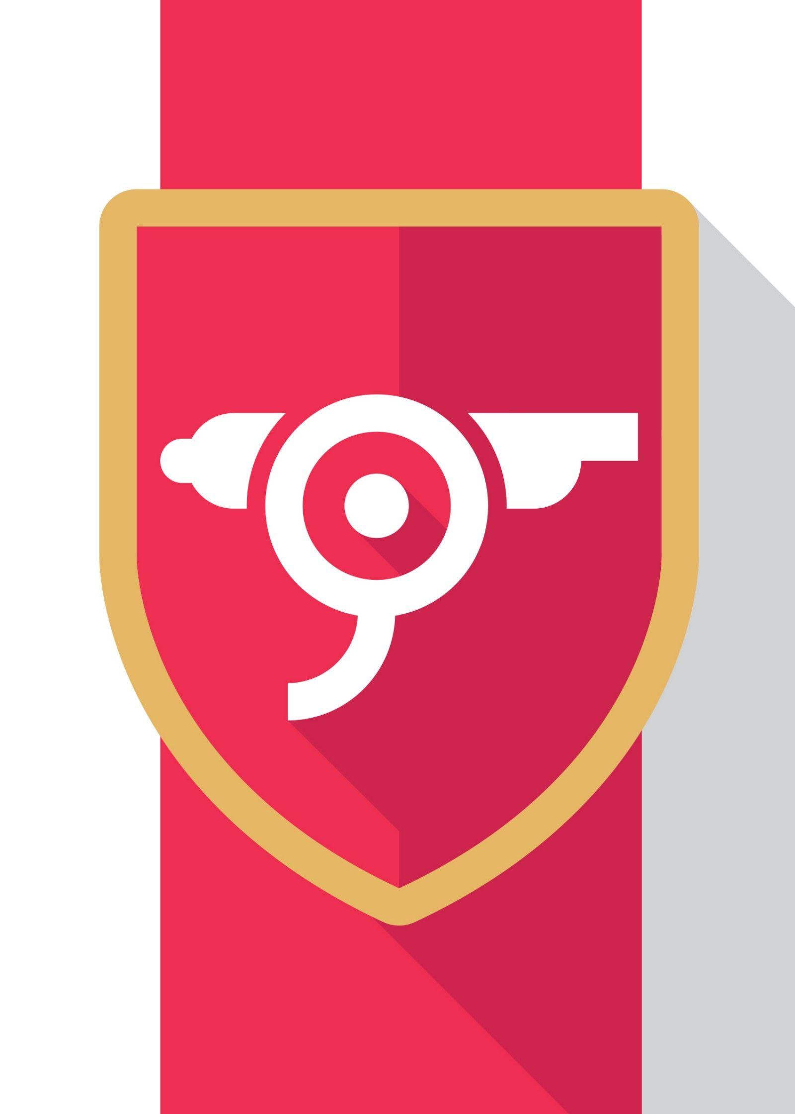 Minimalist Arsenal Gunners Logo Futbol Artist Network