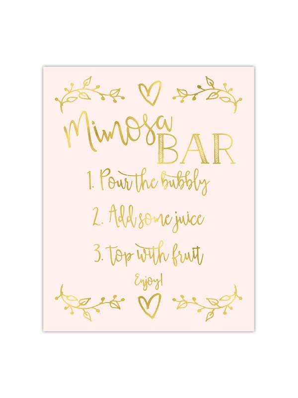 Bagel Bar Sign-Breakfast Bar Sign-Food Sign-Wedding Sings-Wedding Food Sign-Bridal Shower Party Sign-Brunch Sign-Signs-Baby Shower Sign-Sign