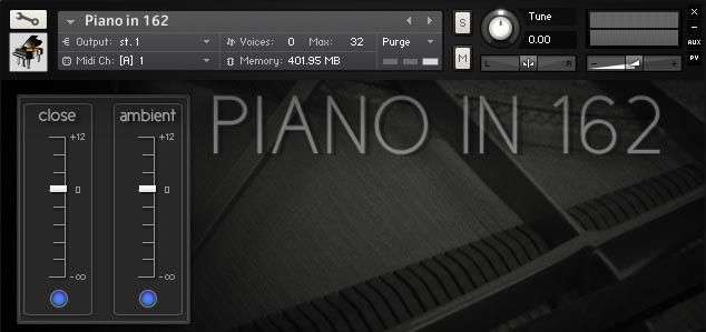 Free: Piano in 162 - Kontakt Sample Library by Ivy Audio