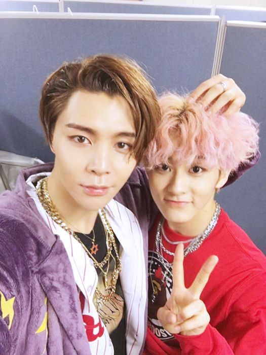 Johnny and Mark | NCT 엔씨티 | Nct, Nct johnny, Mark nct