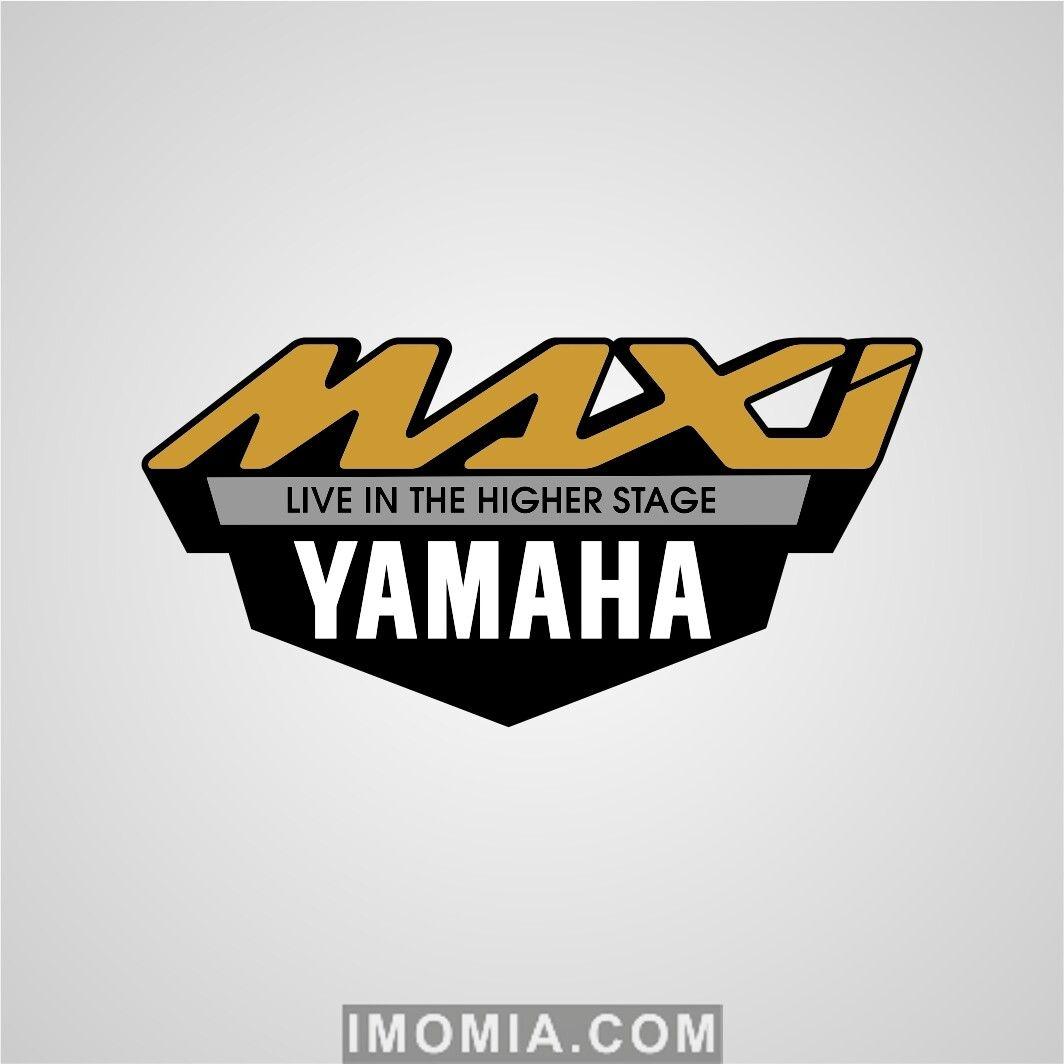 yamaha maxi logo vector vector logo yamaha yamaha nmax yamaha maxi logo vector vector logo