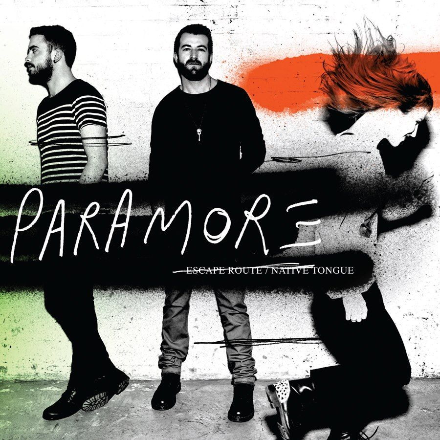 Escape Route or Native Tongue? Paramore (2013) Paramore