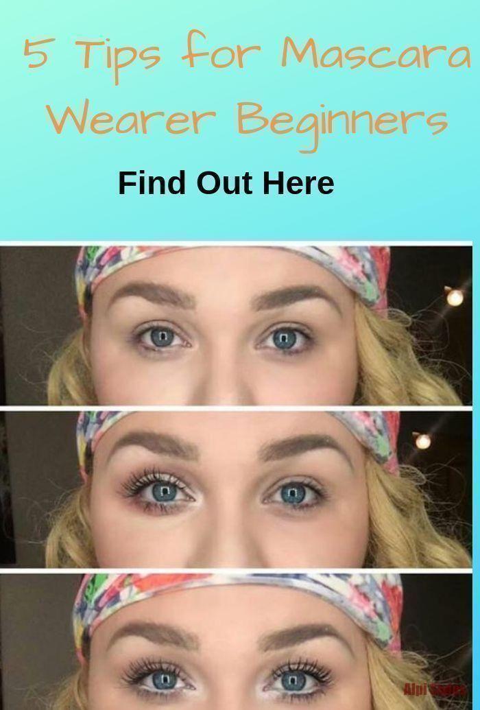 5 Tips for Mascara Wearer Beginners Eyeliner, ,