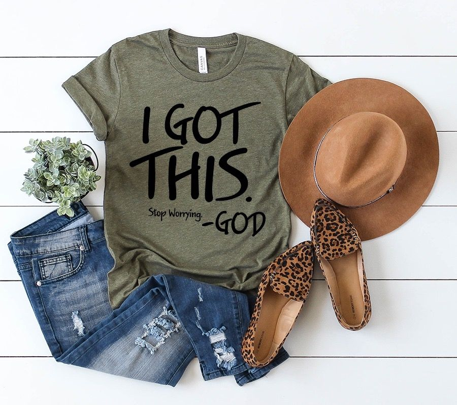 I got this -God graphic tee #cco #ccoriginals #graphictee #smallbusiness #sidehustle #businessowner #design #boutique #onlinebusiness #onlineshopping #askmehow #empire #entrepreneur #plussize