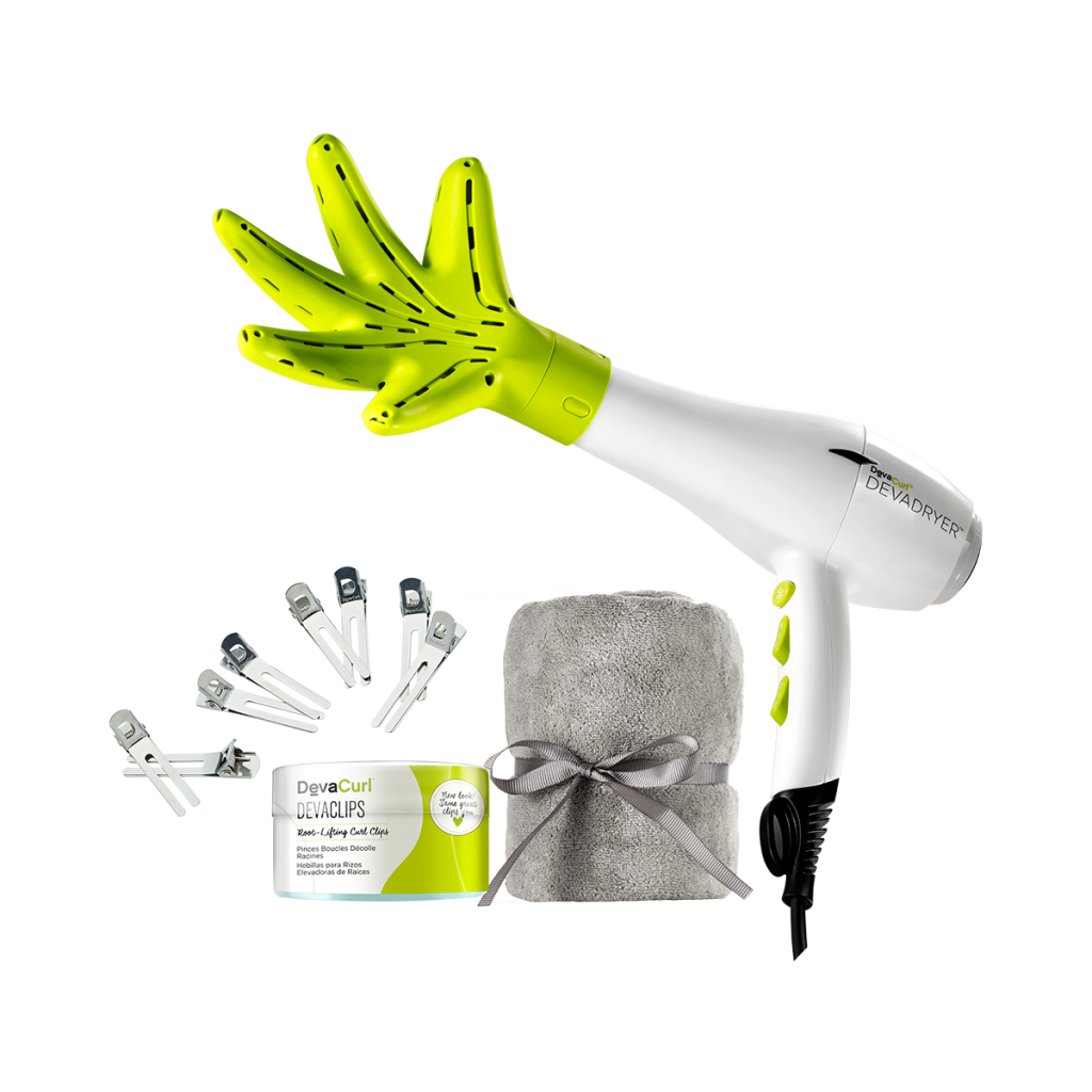 Devacurl Presents the Kit for the Fall Deva curl, Curly