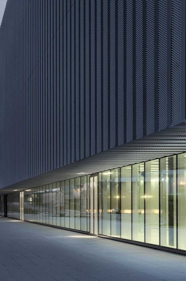 Edificio Sede Del Parque Científico De La UPV - Picture gallery