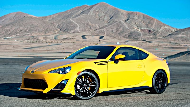 Scion FRS Affordable Fast Cars Affordable Fast Cars - Cheap sporty looking cars