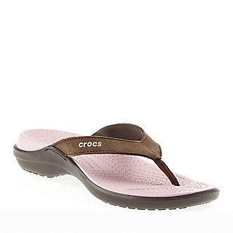 f195f9e609eb Crocs Women s Capri IV Thong Sandals    Women s Shoes    Casual Sandals     FootSmart