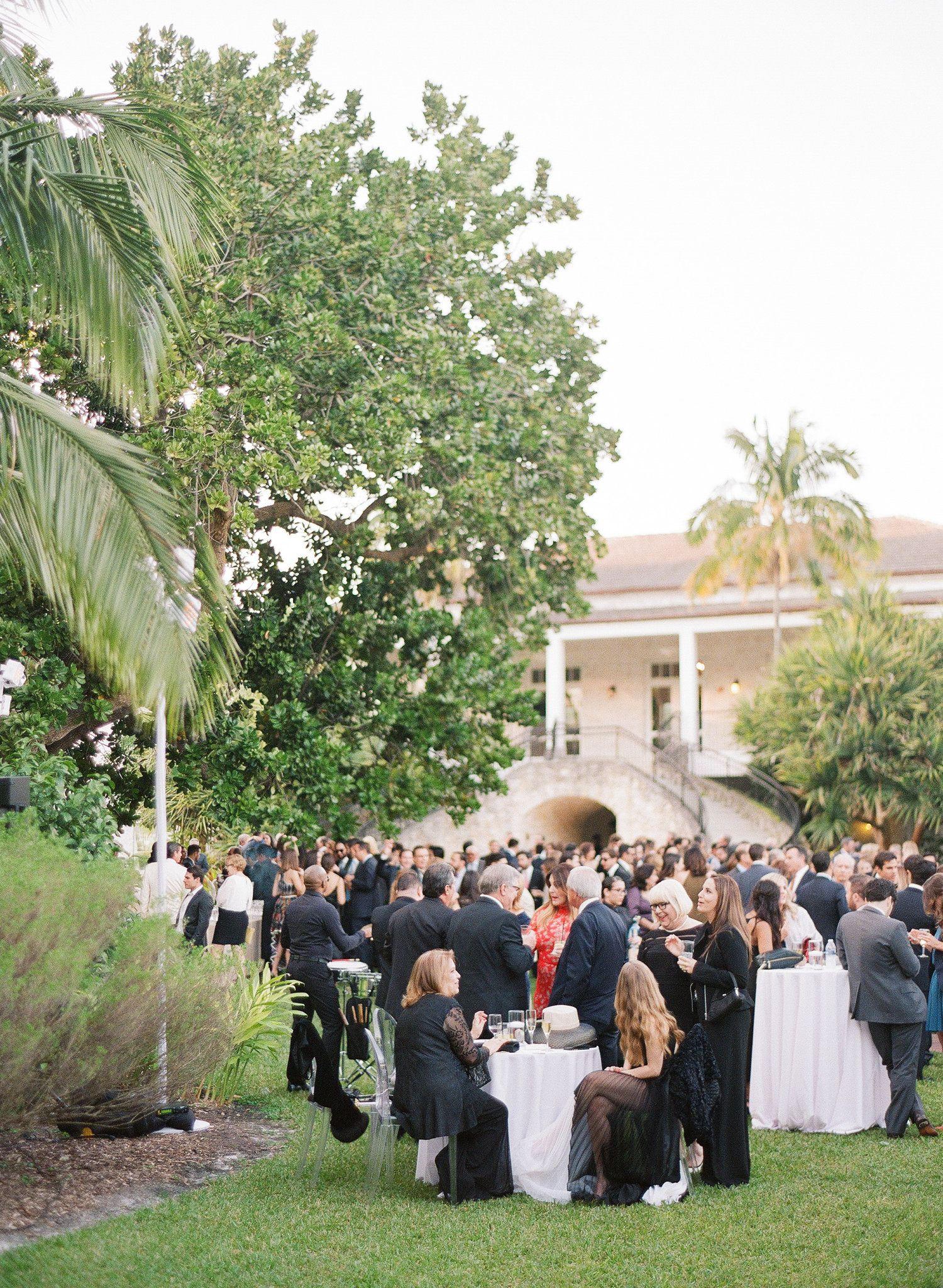 Garden Wedding Reception Venue In Miami Fairchild Tropical Botanic