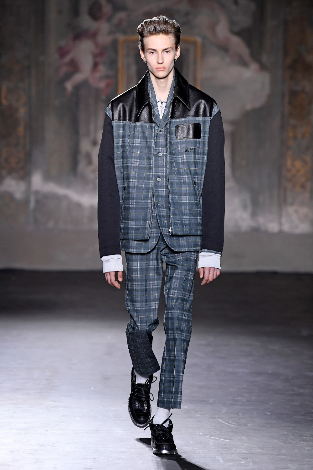 0b3b6ea9 M1992 Men's Spring 2020 | Menswear Runway | Fashion, Menswear ...