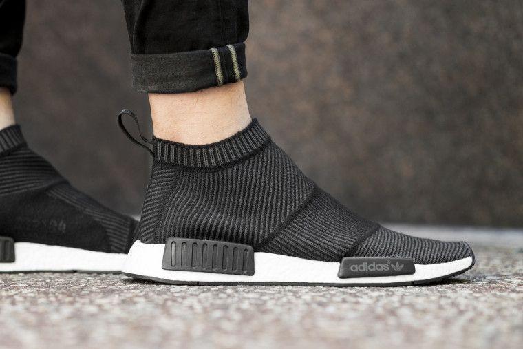 Adidas shoes women, Nmd city sock