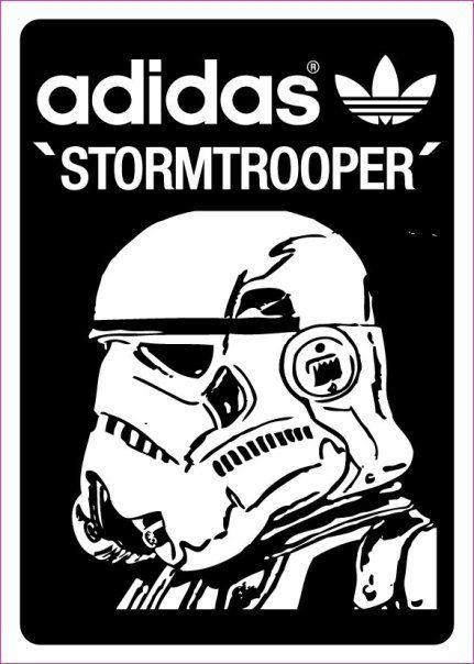adidas star wars originals on blu-ray