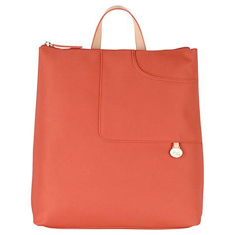 Buy Radley Pocket Essentials Large Zip Top Backpack Online at johnlewis.com 51ce057cda063