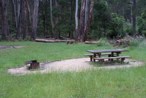 Located in the Mount Buangor State Park in central