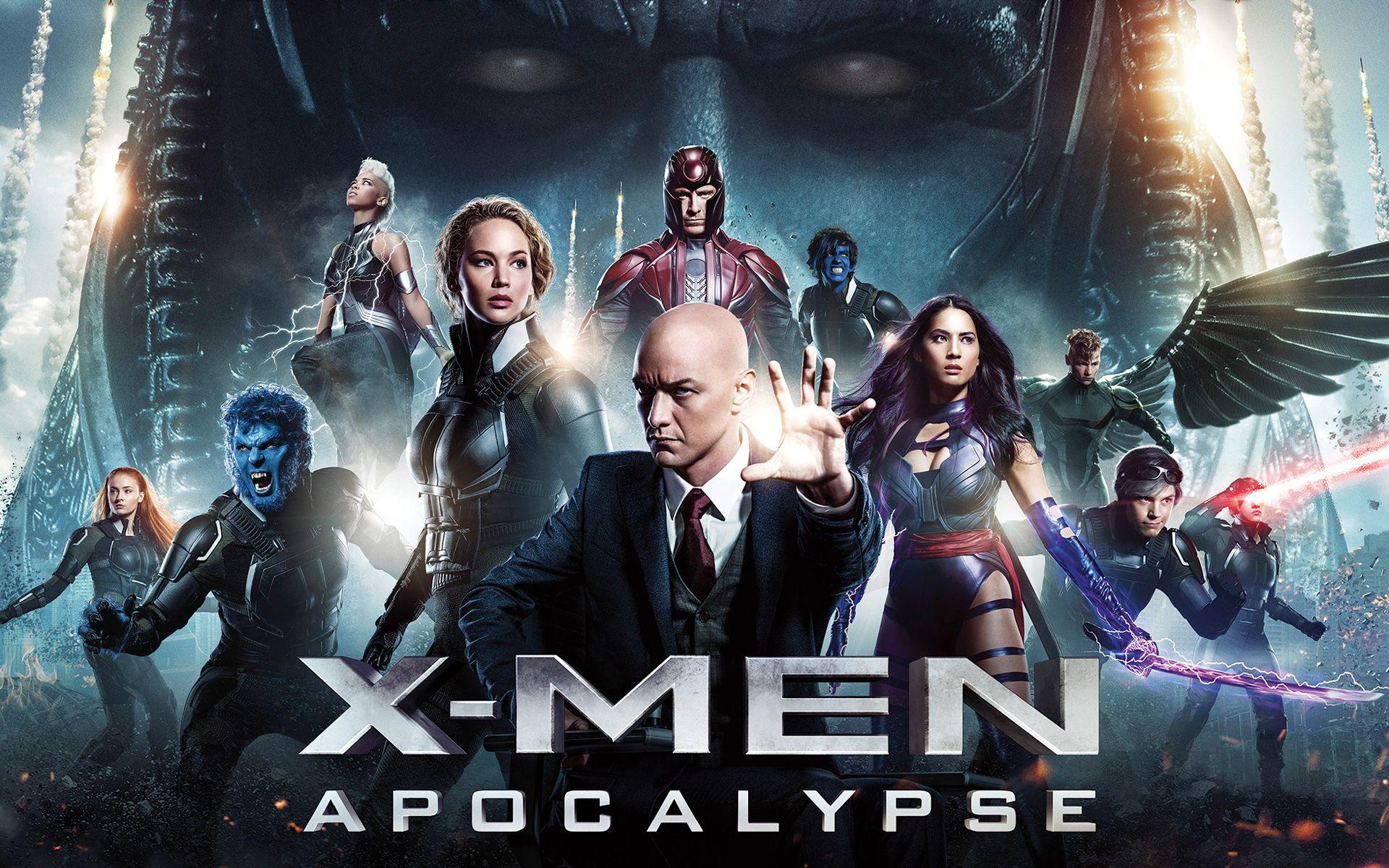 X Men Apocalypse Banner Poster Wide Wallpaper Apocalypse Movies Xmen Apocalypse X Men Apocalypse