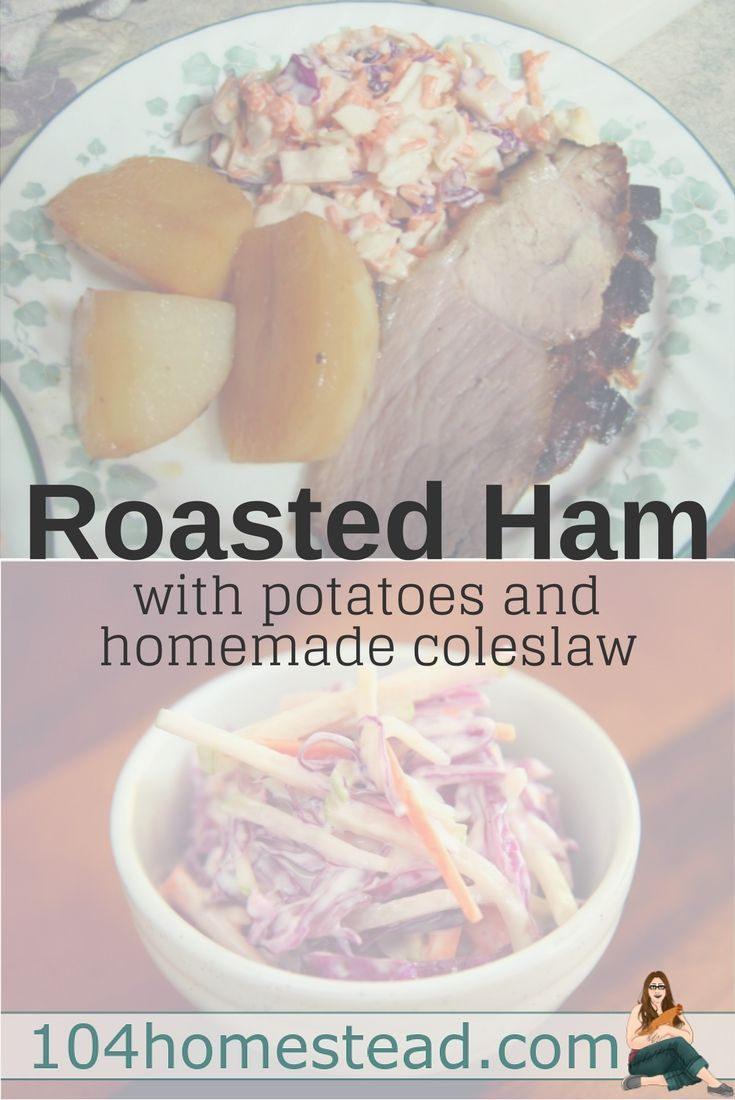 Roasted ham dinners are an easy way to put a great meal on the table roasted ham dinners are an easy way to put a great meal on the table forumfinder Choice Image