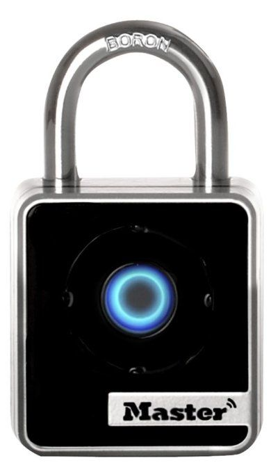 4400d Indoor Bluetooth Smart Padlock 2 Inch Wide Body 7 8 Inch Shackle Height 9 32 Inch Diameter Porte De Garage Basculante Video Surveillance Serrure Porte