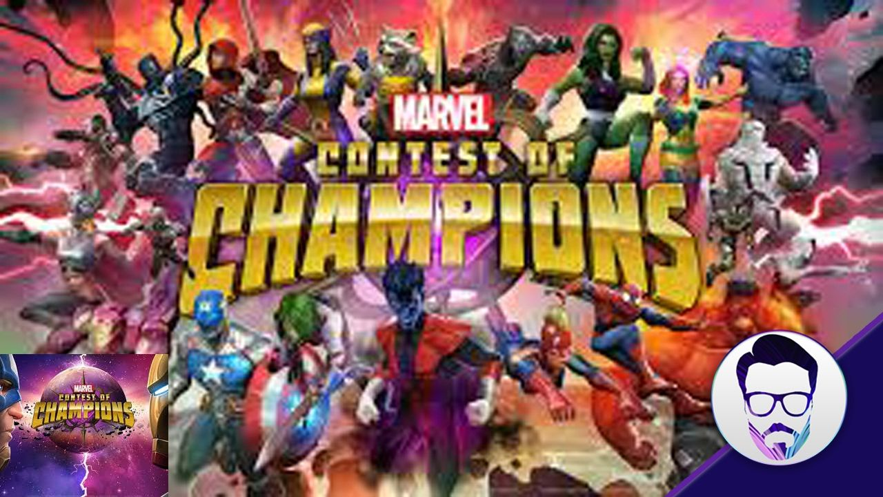 تحميل لعبه MARVEL Contest of Champions اللاندرويد رابط