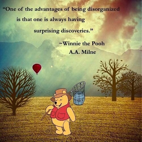...having surprising discoveries. | Disney sprüche