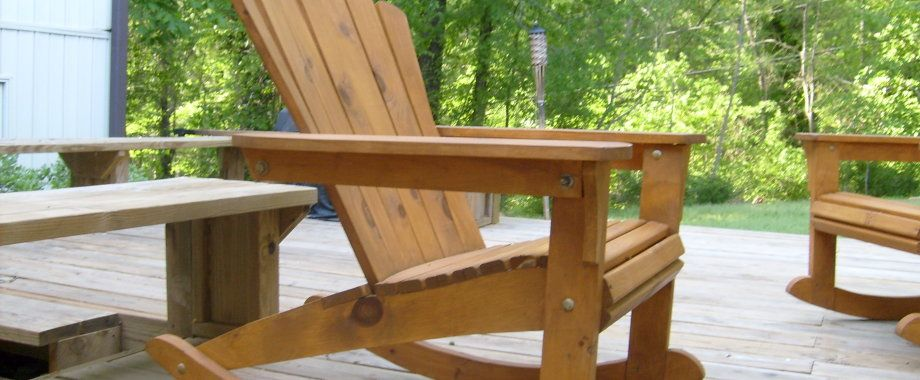 chair furniture colley patio glider composite chairs double adirondack s