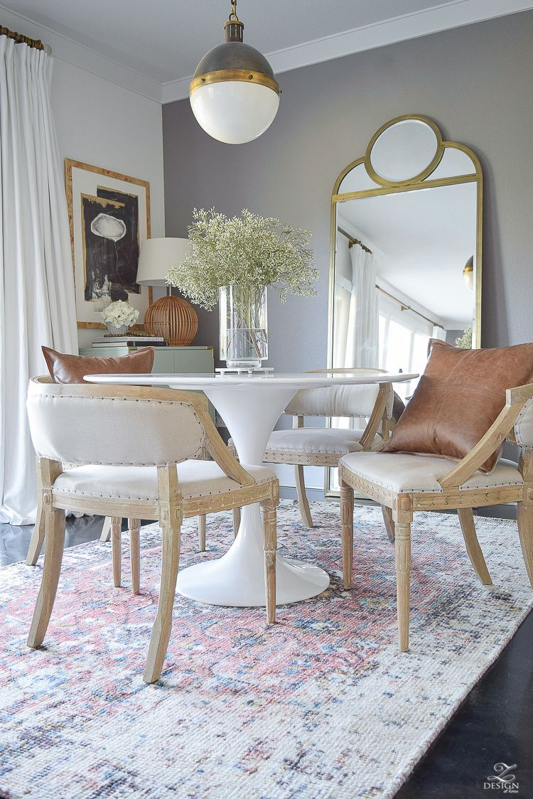 5 Simple Tips For Layering Your Rugs + Rug Updates Around The House ...