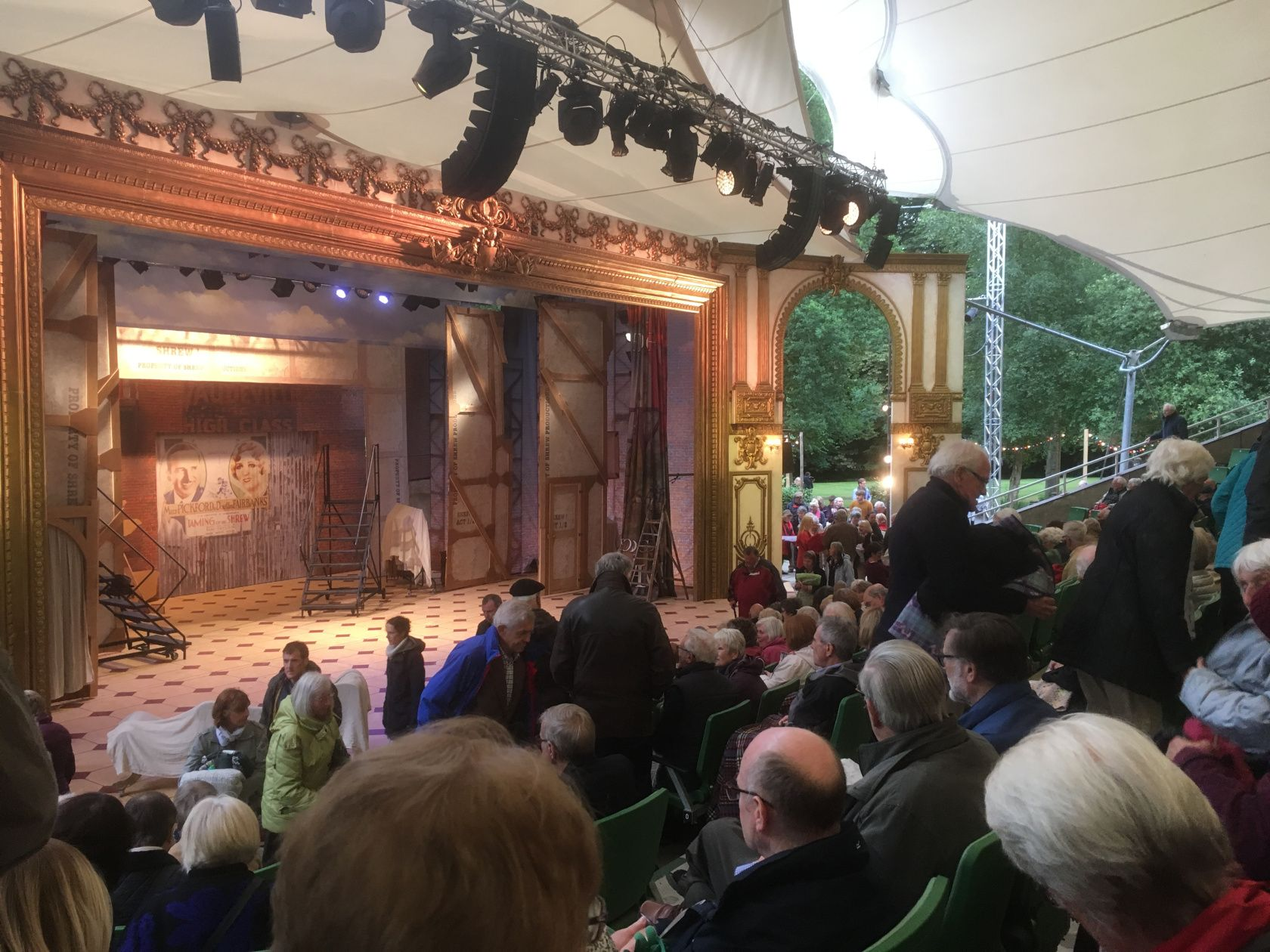 Kilworth House Hotel and Open Air Theatre Open air
