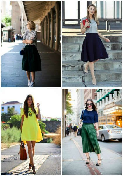f4d32cd00 vestidos y faldas largas y delgadas-h600 | Moda Para Ellas ...