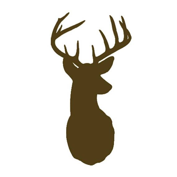 projects ideas dear head. Deer Head SVG PSD and Studio3 Silhouette Cricut Cut Files