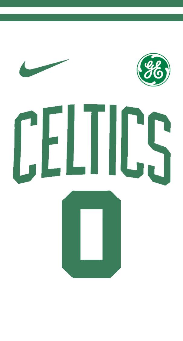 Jayson Tatum Jersey Wallpaper Jayson Tatum Boston Celtics Wallpaper Logo Basketball