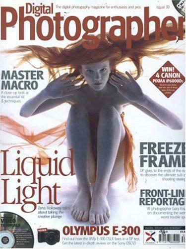 Digital Photographer England Art Photography Magazines Pinterest