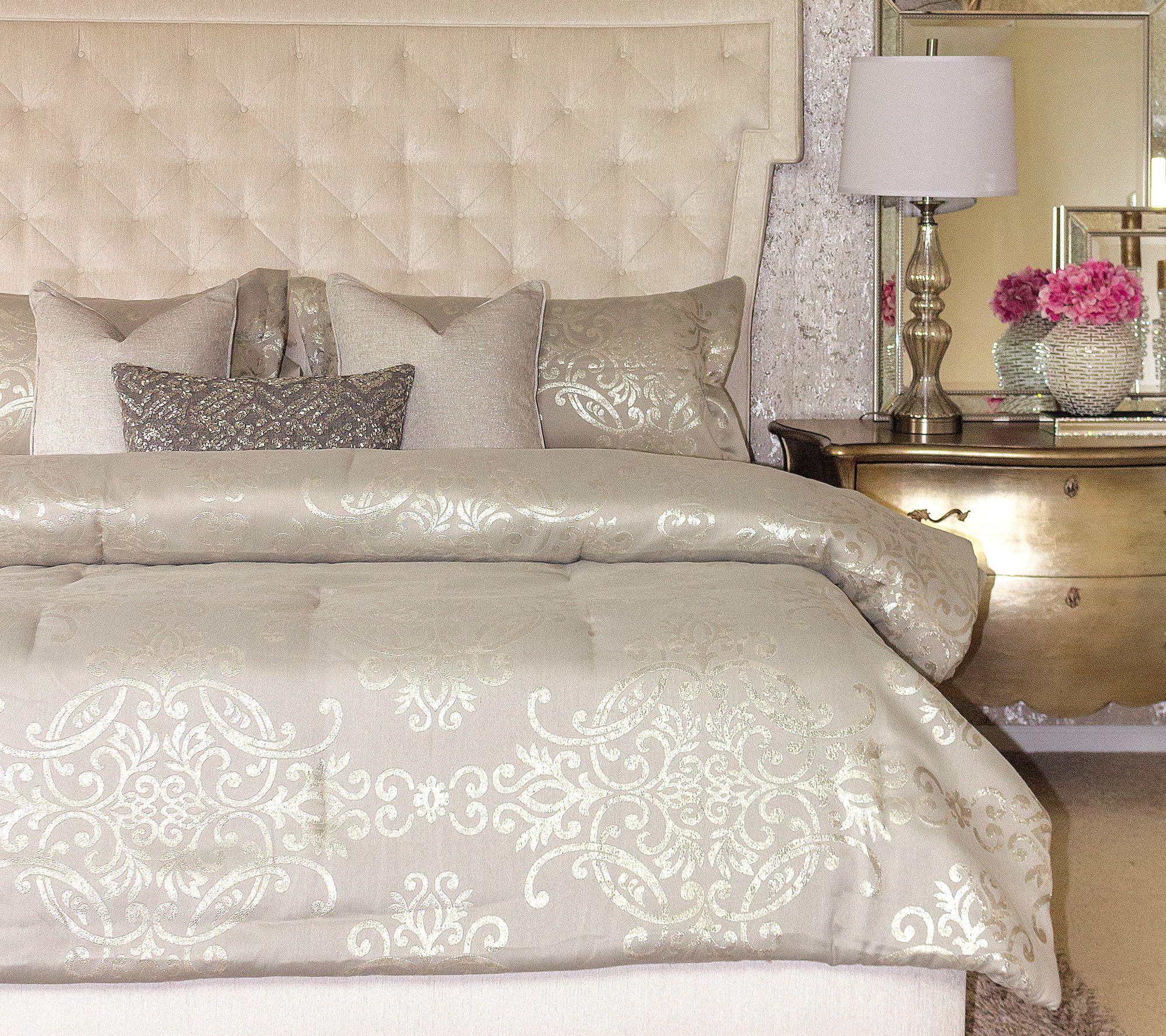 Impressive Qvc Bedroom Sets Model