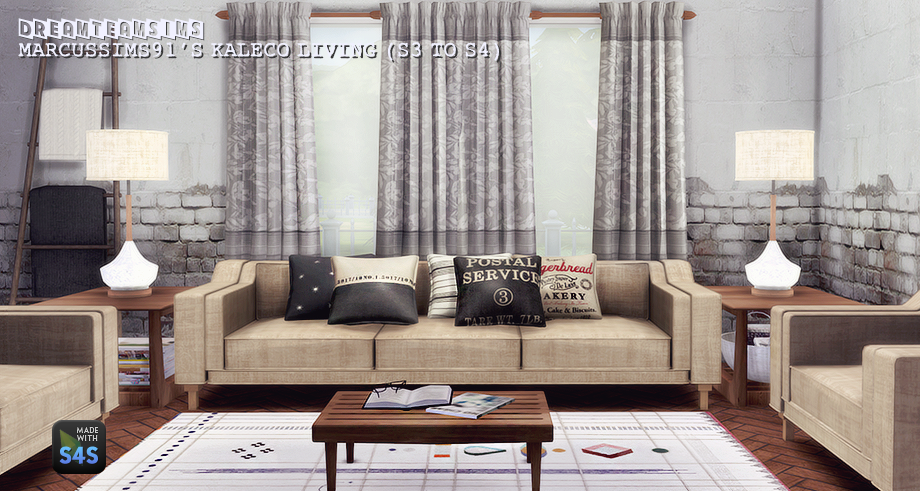 Kaleco Living Conversion By Dreamteamsims
