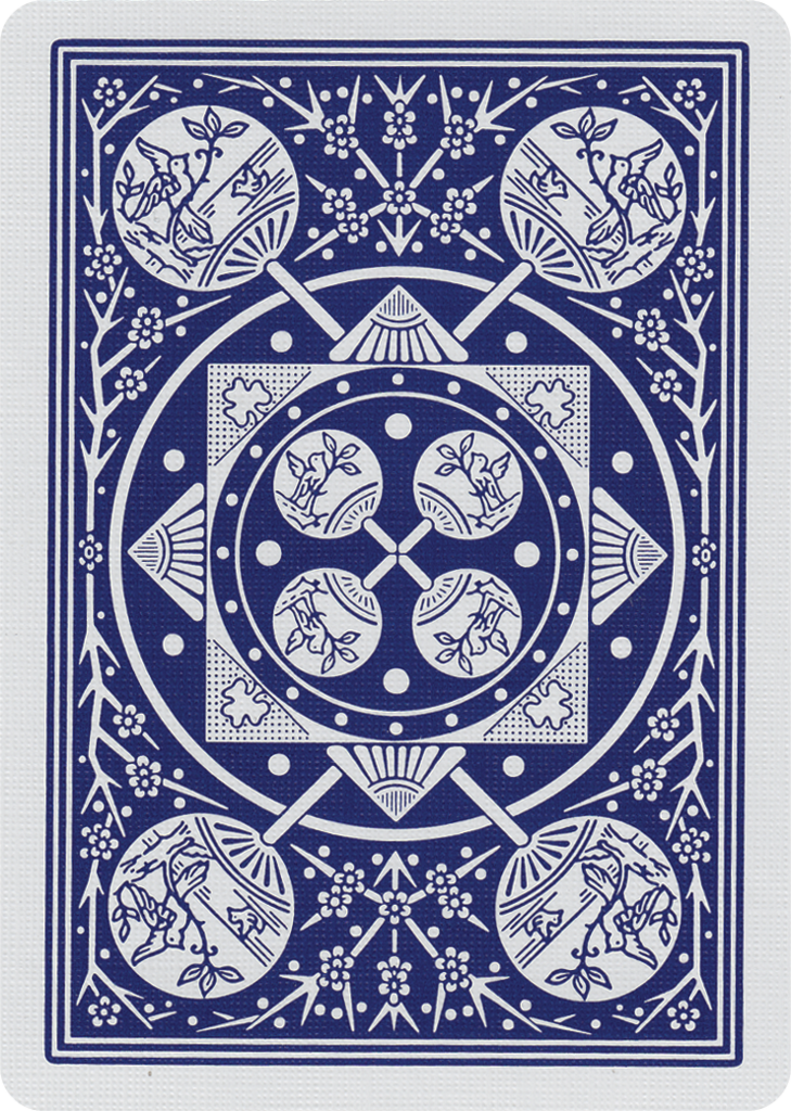 Tally Ho Fan Back Cards Unique Playing Cards Playing Cards