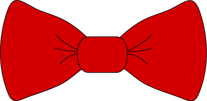 Red Bow Tie Clip Art Red Bow Tie Image Red Bow Red Bow Tie Bows