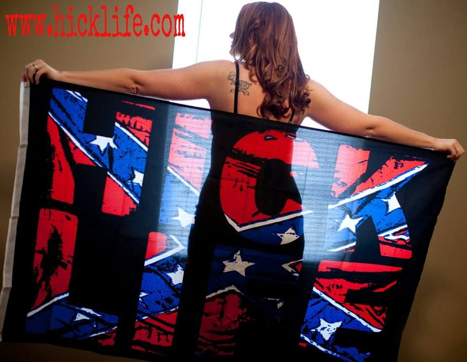 Our 3u0027x5u0027 Hick Life Flag. We Got. Confederate FlagRedneck BedroomCountry ...